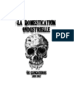 La Domestication Industrielle (1987)