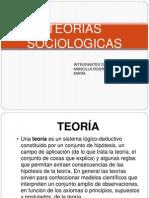 Teorias de Sociologia