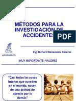 16 Métodos Investigación Accidentes I