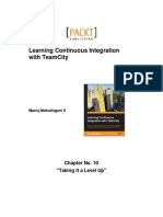 9781849699518_Learning_Continuous_Integration_with_TeamCity_Sample_Chapter