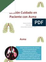 Gestion Cuidado Asma