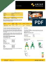 Ford EcoSport ANCAP