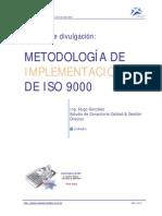 Metodología de Implementación ISO 9000