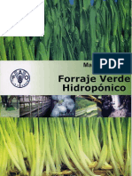 Manual Tecnico Forraje Verde Hidroponico
