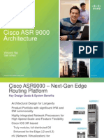 5.8 Cisco ASR9000 Architecture Vincent Ng1