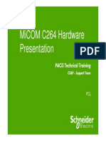 L1 V4 03 MiCOM C264 Hardware Presentation E 01