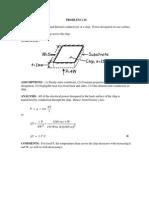 Homework 1 Solution MEEN3650-CHEN3453 S2014