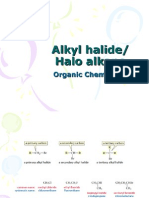 Alkyl halide