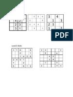 Sudoku Ques