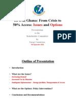 LPG In Ghana