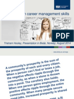 Career Management Skills Workshop