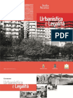 Urbanistica e Legalità