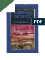 082. Universo de Locos - Fredric Brown