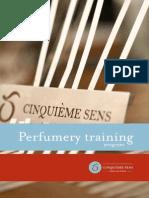 CS Perfumery Training Program