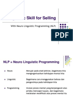 Linguistic Skill for Customer Service With NLP