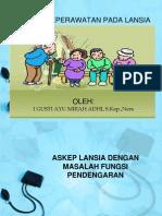 ASKEP LANSIA DENGAN MASALAH FUNGSI COGNITIF.ppt