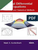 [Mark S. Gockenbach] Partial Differential Equation