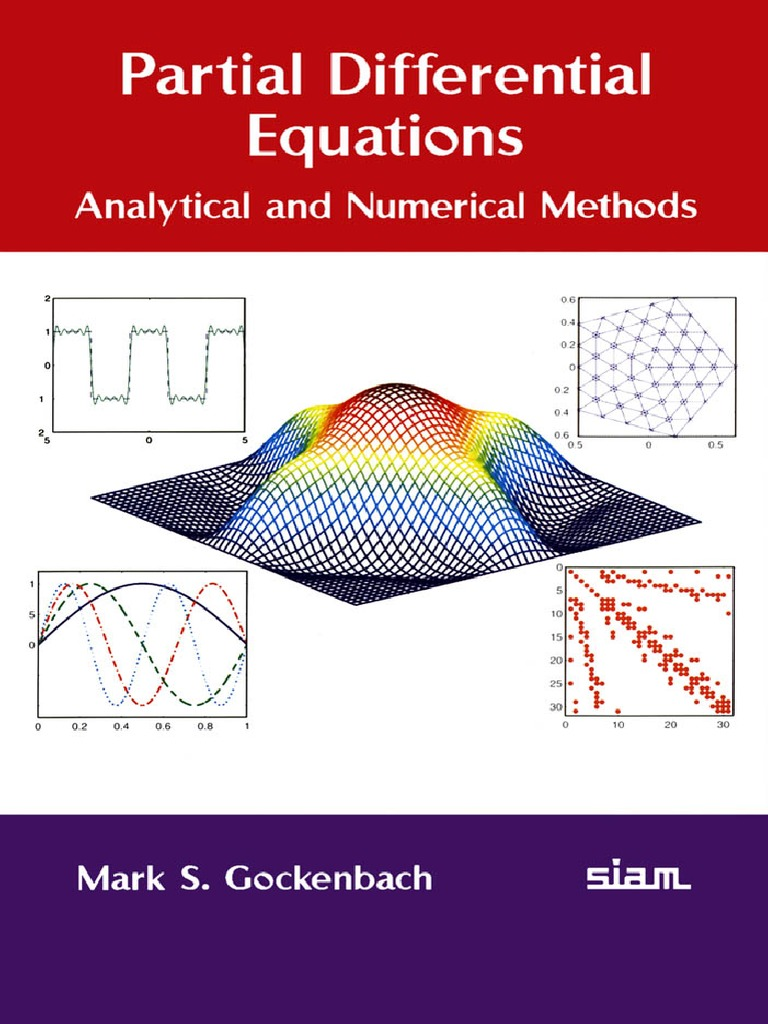 Mark s gockenbach partial differential equation ordinary mark s gockenbach partial differential equation ordinary differential equation equations fandeluxe Images