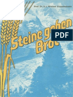 Zimmermann, Steine Geben Brot