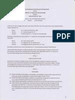 Perjanjian Kerjasama Pemeriksaan Laboratorium Klinik - Laboratorium Dokter Tony