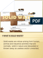 Enviromental Engineering Solid Waste Management Finalize