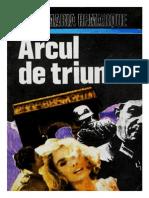 Eric Maria Remarque - (1945) Arcul de Triumf