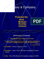 Group 5- McKinsey & Company