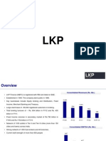 LKP Corporate Presentation Nov 2013