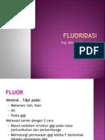Fluoridasi