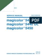 5430 Service Manual