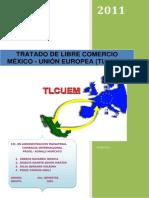 Tlcuem Mexico Union Europea