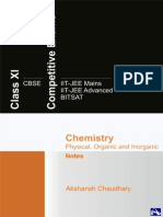 +1 Chemistry Notes - Akshansh