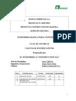 calculos justificativos JULIO14