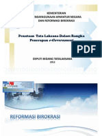 20120423 Tatalaksana Implementasi E-govt-rb-daerah Sosialisasi (1)
