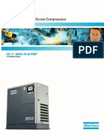 Compresor Atlas Copco GA30