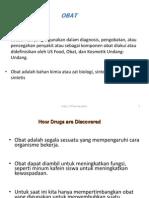 Penemuan & Pengembangan Obat