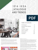2014 IKEA Catalogue Trends Kit