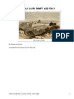 A Visit to the Holy Land, Egypt, and Italy by Pfeiffer, Ida, 1797-1858