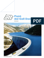 Punt Dal Gall Dam