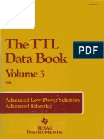 1984 the TTL Data Book Vol 3