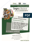 Congreso Nacional de Recursos Genéticos de La Agrobiodiversidad 2014-Recordatorio-Laquinua.blogspot.com