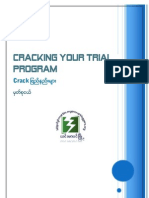 Cracking Your Software From Trial Vertion