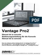 Manual Vantage Pro2