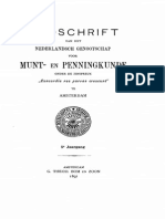 Les monnaies des seigneurs de Bronchorst-Batenbourg / [Th. M. Roest]