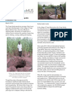 Burkinabe Household Invests in Upgrading Traditional Well