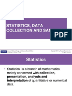 Stats, Data Collect, Sampling Wk 8