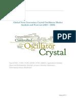 Next Generation Crystal Oscillators