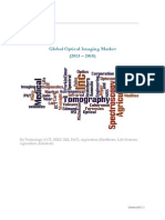 Global Optical Imaging Market (2013 – 2018):