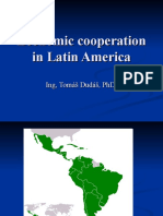 Economic Cooperation in Latin America