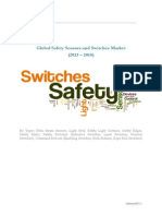 Global Safety Sensors and Switches Market (2013 – 2018)